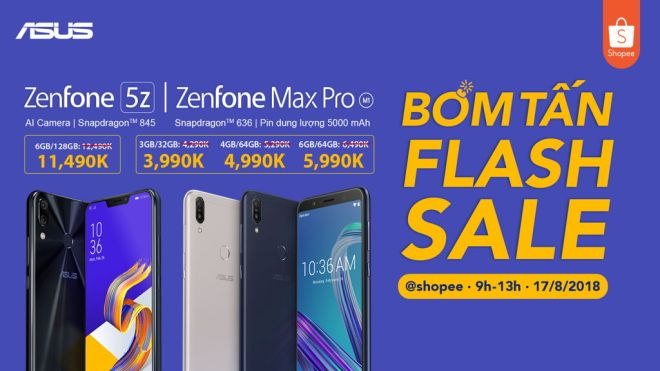asus-zenfone-Flash-sale-Shopee