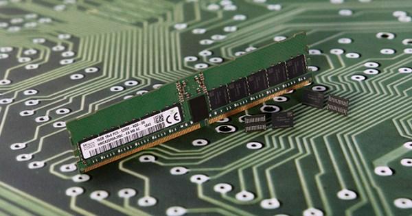 SK Hynix DDR5 16-gigabit