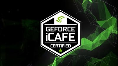 GeForce Certified iCafe