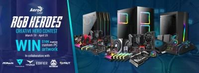 Aerocool RGB Heros Contest
