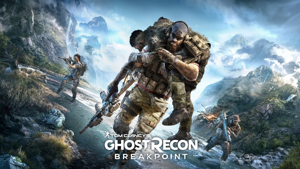 Tom's Clancy Ghost Recon Beakpoint 001