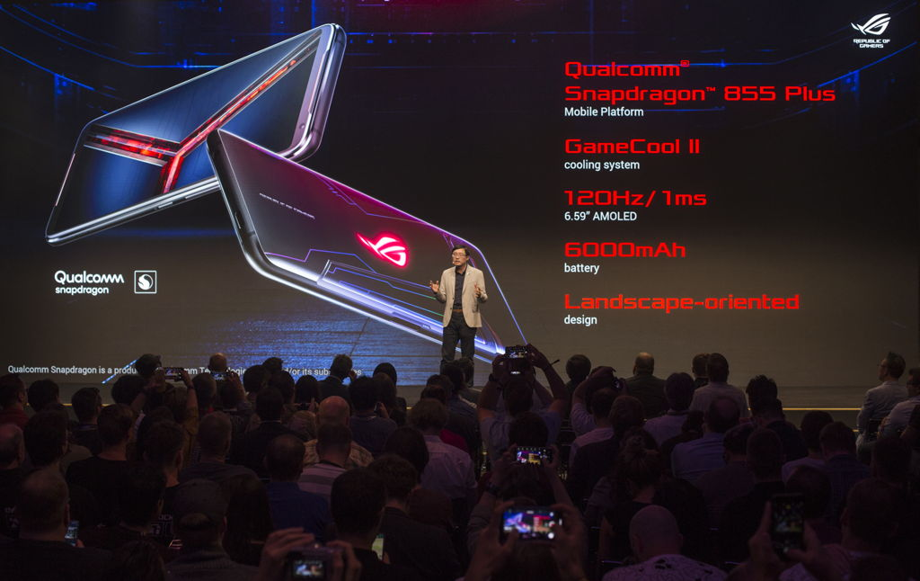 ASUS Announces ROG Phone II availability for customers in Europe