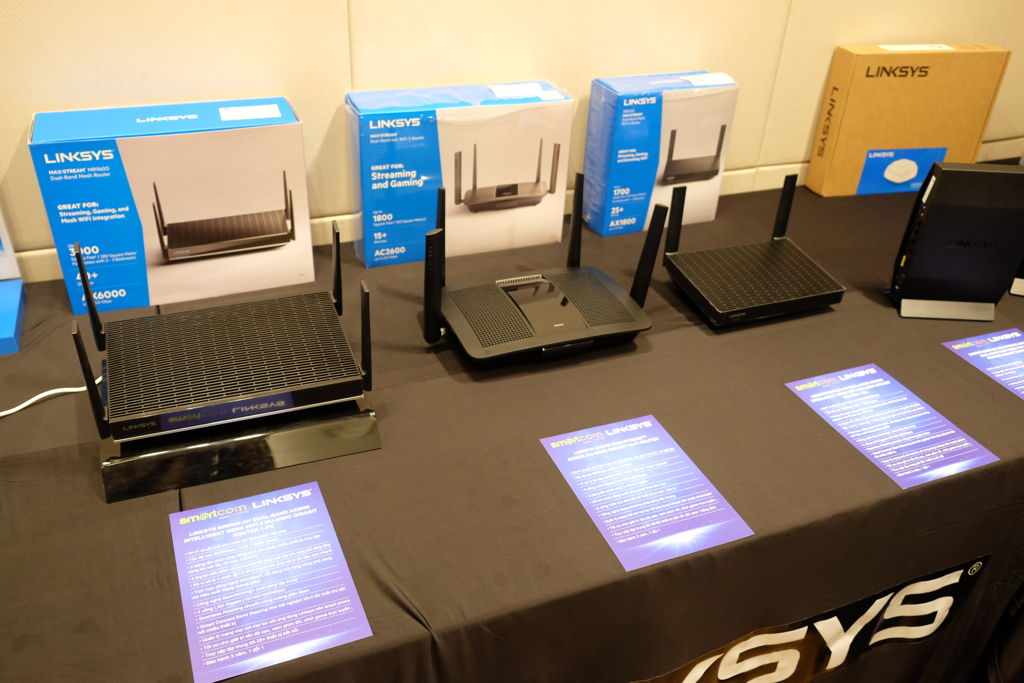 Linksys Wi-Fi 6 Router