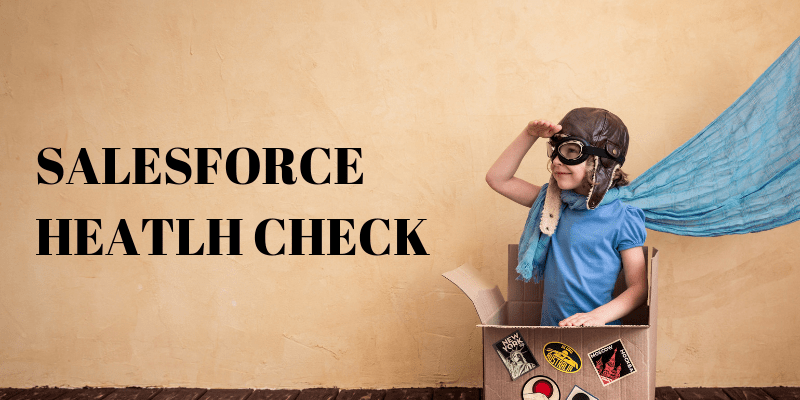 Salesforce Health Check - Techforce Services
