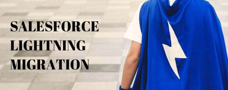 Salesforce Lightning Migration - Techforce Services