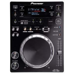 Pioneer CDJ-350 Digital Multimedia Deck