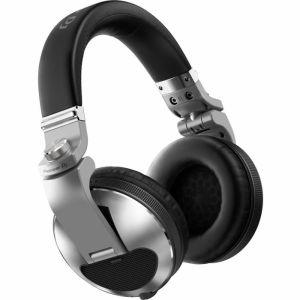 Pioneer HDJ-X10 Professional DJ Headphones, Silver