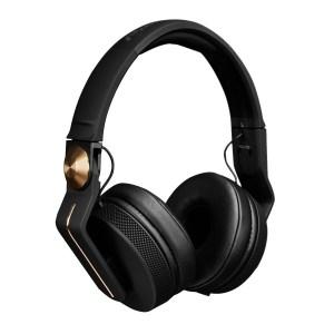 Pioneer HDJ-700-N DJ Headphones, Black/Gold
