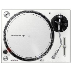 Pioneer PLX-500 Direct Drive Turntable White
