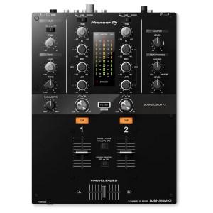 Pioneer DJM-250 MK2 2-Channel DJ Mixer