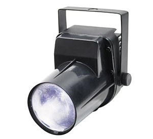 Equinox 3W LED Pinspot