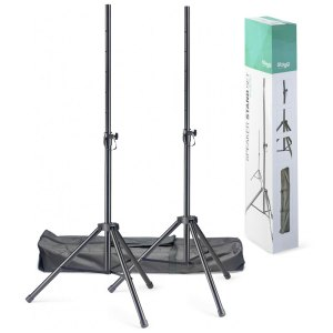 Stagg SPSQ10 SET OF 2 SPEAKER STANDS + BAG