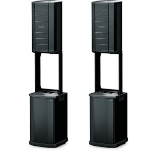 Bose F1 Flexible Array - Full System