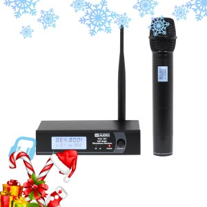 W Audio RM 30 UHF Handheld Radio Microphone System (863.1Mhz)