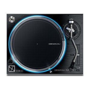 Denon DJ VL12 Direct Drive Turntable