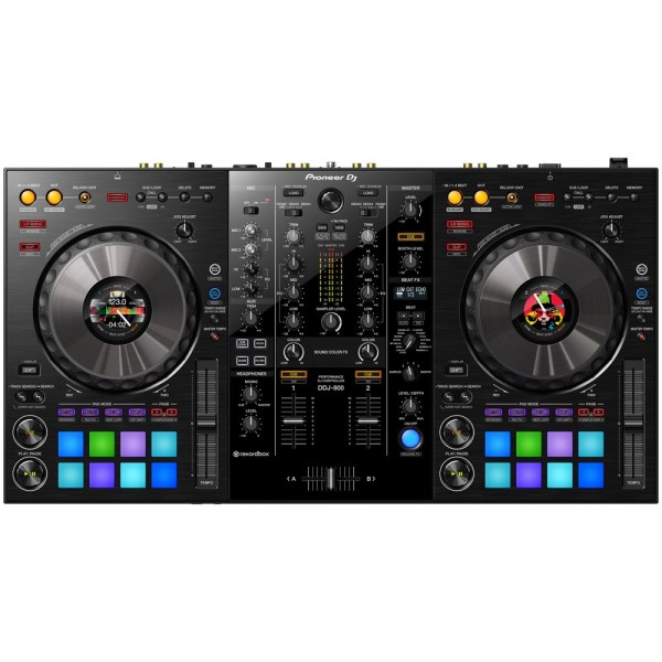 Pioneer DDJ-800 Rekordbox DJ Controller