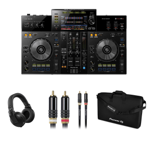 Pioneer XDJ-RR Package 1 with FREE DJC-RR Bag & DAS-RCA020R cables