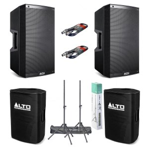 Alto TS312 Active Speaker Package