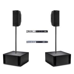 Nexo ID24T/ IDSUB110T / DTD-AMP4x1.3 Package