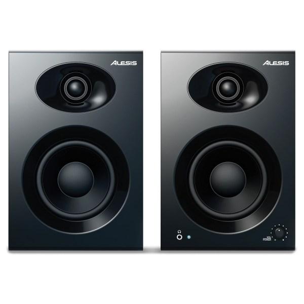 Alesis Elevate 4 Studio Monitors, Pair