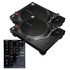 Pioneer PLX-500K and Pioneer DJM-350 Package