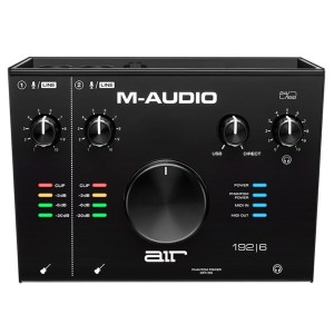 M-Audio AIR 192 6 Audio Interface