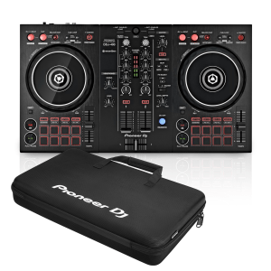 Pioneer DDJ-400 DJ Controller with DJC Bag