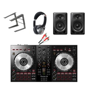 Pioneer DDJ-SB3 Complete Starter DJ Equipment Package
