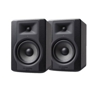 M-AUDIO BX5D3 Powered Studio Reference Monitor, Pair