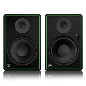 Mackie CR8-XBT 8'' Multimedia Monitor Speakers with Bluetooth