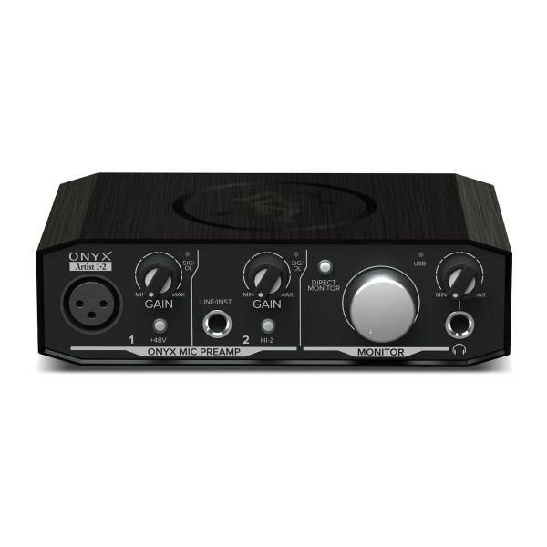 Mackie Onyx Artist 1.2 USB Audio Interface
