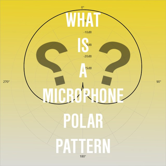 What is a microphone Polar Pattern?