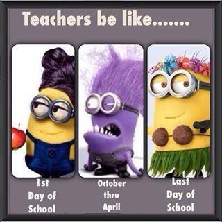 teacher minions
