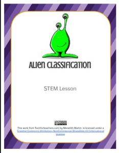 Alien Classification Lab
