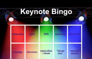 Keynote Bingo
