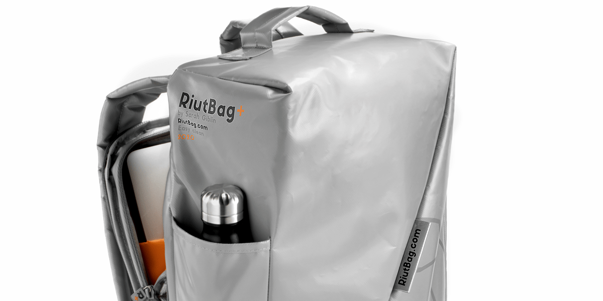 RiutBag+ is the Secure Backpack to Conquer 2020 & Beyond