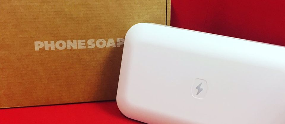 Sanitize Your Devices With PhoneSoap
