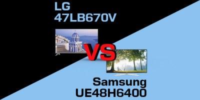 LG 47LB670V czy Samsung UE48H6400