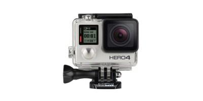 GoPro Hero 4 Silver Edition