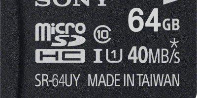 karta pamięci 64 GB