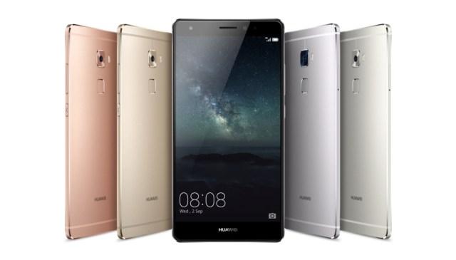 Huawei Mate S Carrera