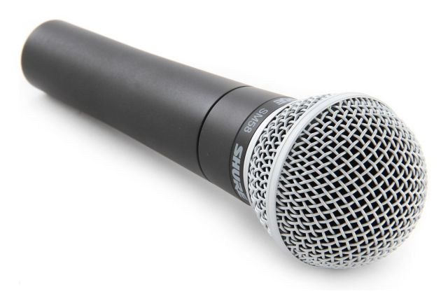 mikrofon pojemnościowy