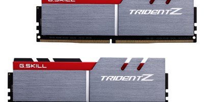 GSkill Trident Z DDR4
