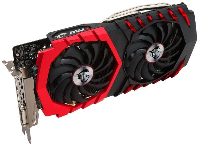 MSI Radeon RX 470 Gaming X 4G specyfikacja