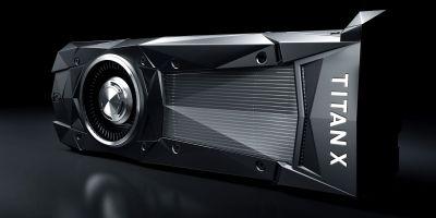 NVIDIA GeForce TITAN X Pascal