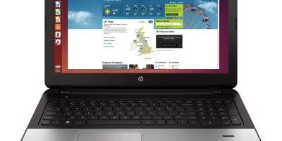 laptop pod Ubuntu