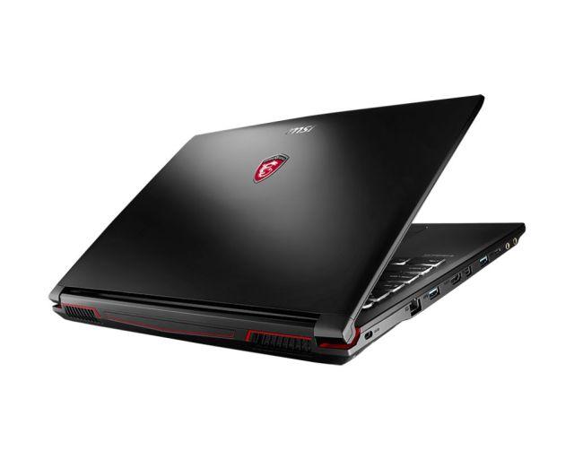 laptop MSI do gier