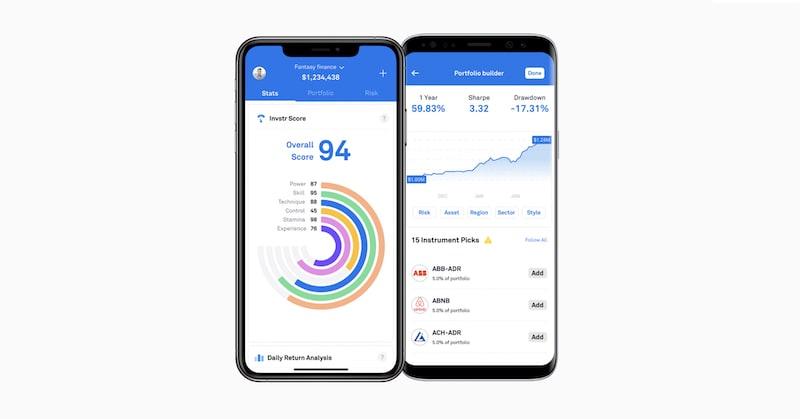 Invest smarter with Invstr