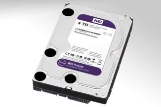 WD Purple, nuovi hard disk per il mercato della videosorveglianza