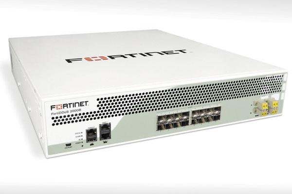 FortiDDos, nuovi apparati di sicurezza contro gli attacchi distribuiti